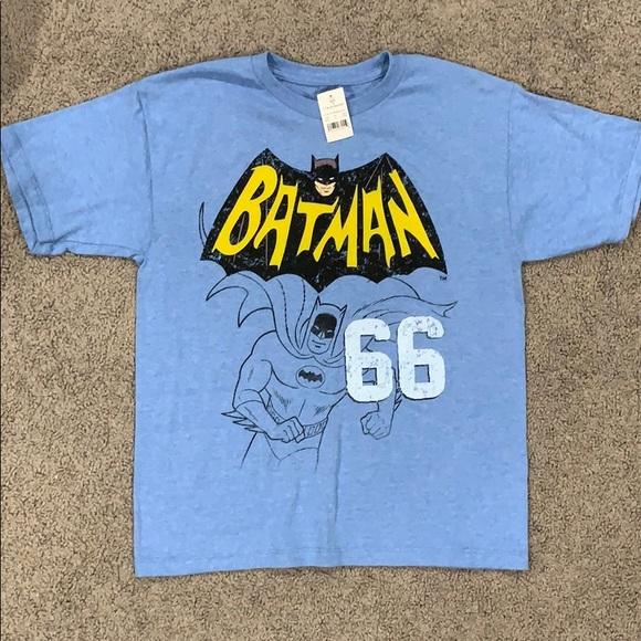 0b9cc19aad1 DC Comics Boys Batman T-Shirt